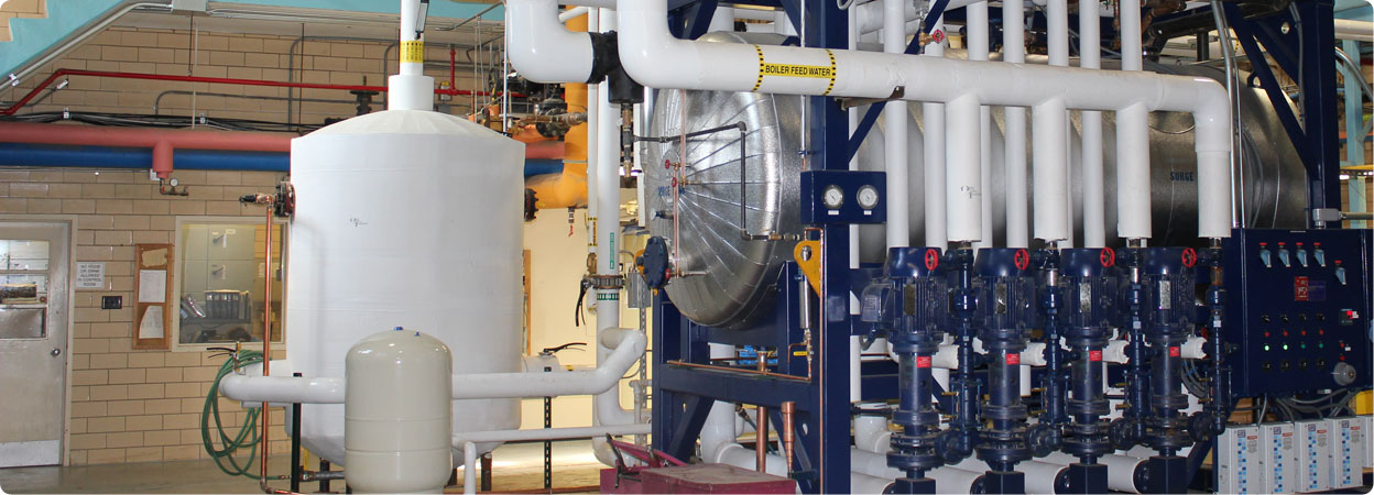 How can we help your boiler room?