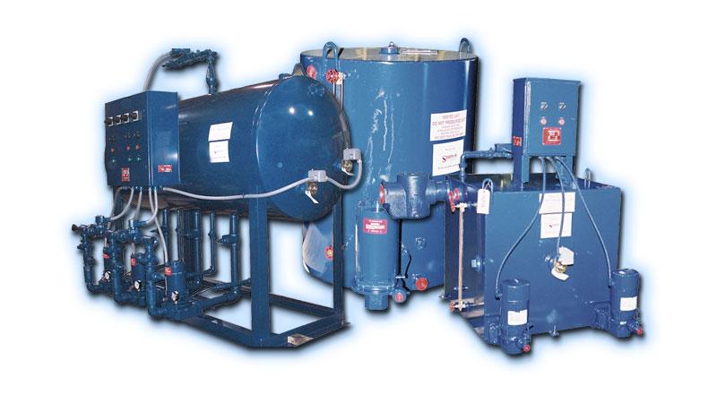 Boiler Feed Pumps & Surge Tanks - Shipco Pumps®