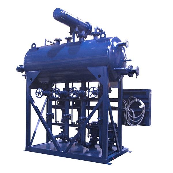 Type .005 DA-IST-2T - Deaerators - Shipco Pumps®