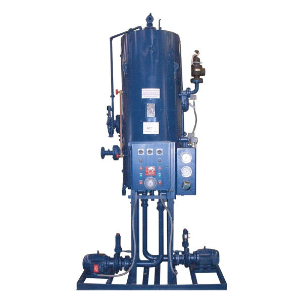 Type .005 DA-STVP - Deaerators - Shipco Pumps®