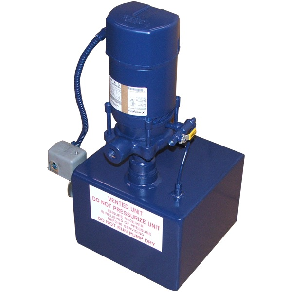 Type DS-MU & DSS-MU - Condensate Return Pumps - Shipco® Pumps