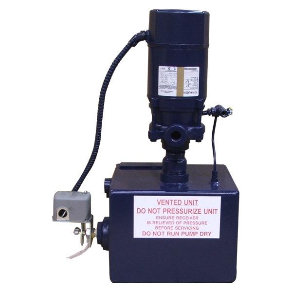 Type ac ach condensate return pumps shipco