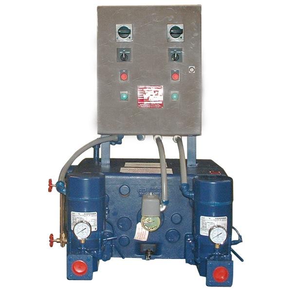 Type dc condensate return pumps shipco