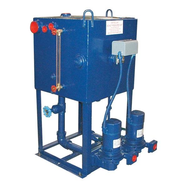Type pes condensate return pumps shipco