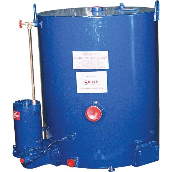 Type ecv condensate return pumps shipco