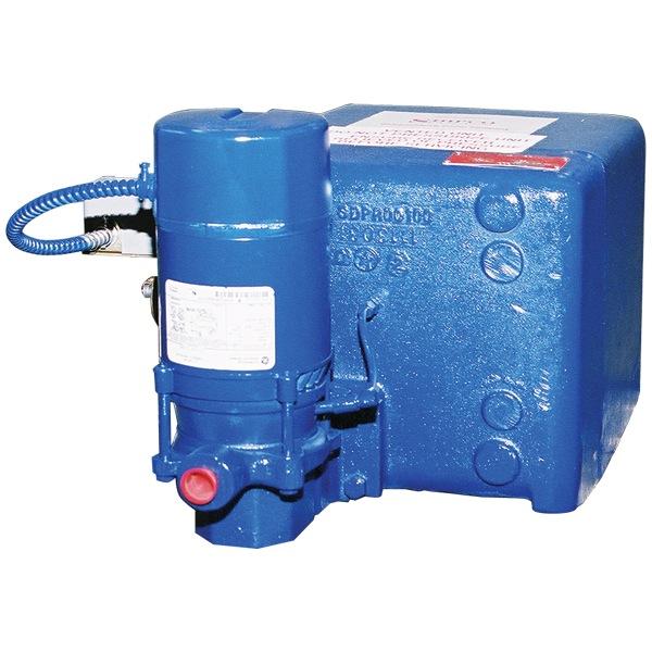 Type ec p condensate return pumps shipco