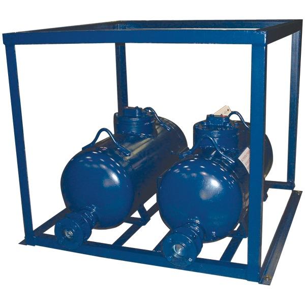 Type flot pk condensate return pumps shipco