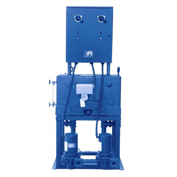 Type pec condensate return pumps shipco