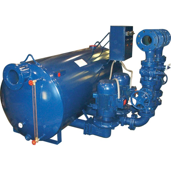 Type shc condensate return pumps shipco